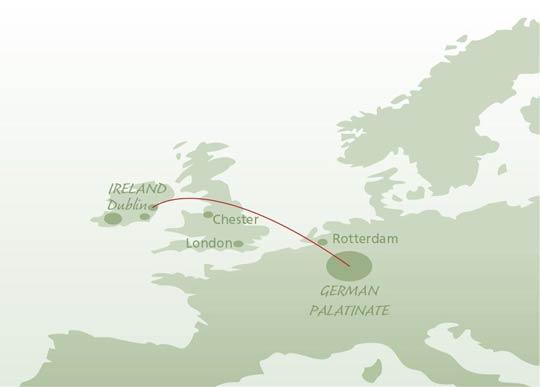 A Brief History Of The Irish Palatines